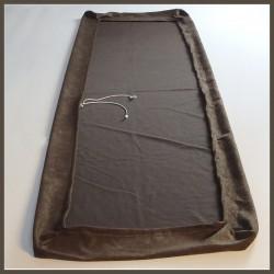 Forro de tela para panel liso